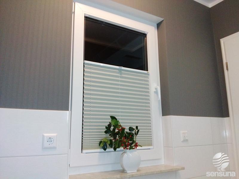 40 jahre plissee plissee faltstores von sensuna. Black Bedroom Furniture Sets. Home Design Ideas